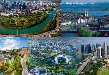 5 Cleanest Cities